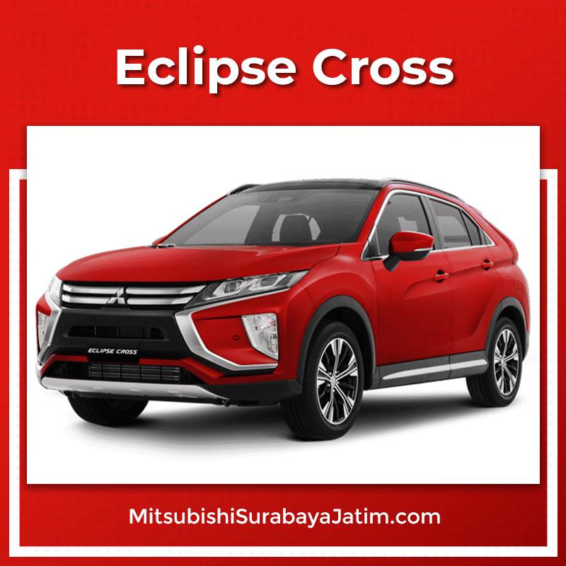 kredit mitsubishi eclipse cross surabaya